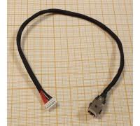 Разъем питания Lenovo B560 (с кабелем)