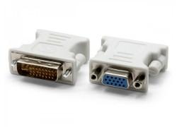 Переходник DVI-I (F) --> VGA (F)