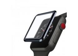 Защитная пленка дисплея Apple Watch 38 mm (черная)