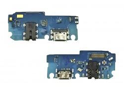 Шлейф для Samsung A125F Galaxy A12 с разъемом зарядки (плата) HQ