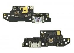 Шлейф для Xiaomi Redmi 9A/ 9C с разъемом зарядки (плата) HQ