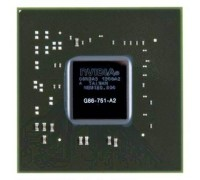 Видеочип nVidia GeForce 8400M GT, G86-751-A2