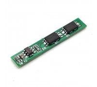 Контроллер заряда-разряда PCM для Li-Pol, Li-Ion батареи 3,7В 28x4mm 2pin 265-sxt-2845 JWT