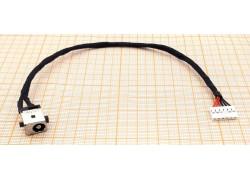 Разъем питания для ноутбука Asus N551 с кабелем 18.5 см