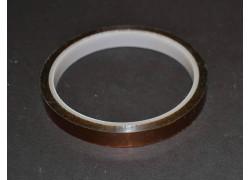 Термоскотч 10 мм x 25м (полиимидная лента (каптон)) до 300°