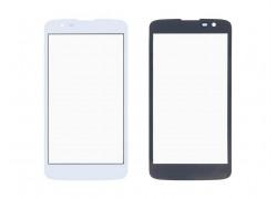 Стекло для LG K8 (K350e) (белый)