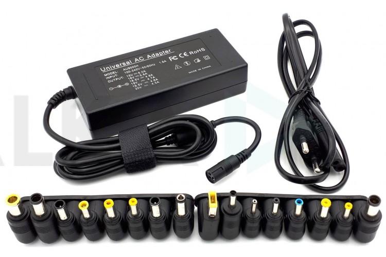 Универсальное зарядное устройство для ноутбука 90W 3pin вилка