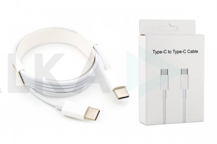 Кабель для Apple Macbook USB-C --> USB-C