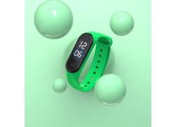 Часы наручные EZRA SW23 Зеленые