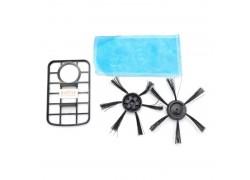 BOWAI OB8 расходные материалы (щетки, салфетка, фильтр)