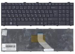 Клавиатура для ноутбука Fujitsu Lifebook AH530 черная