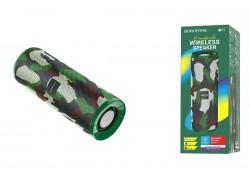 Портативная беспроводная акустика BOROFONE BR1 Beyong sport  цвет камуфляж