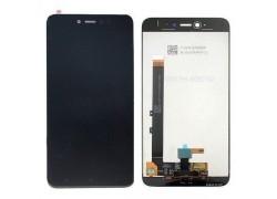 Дисплей для Lenovo K5 Note/ A7020a40 в сборе с тачскрином (черный)