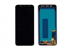 Дисплей для Samsung A600F Galaxy A6 (2018) в сборе с тачскрином (черный) In-Cell