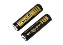 UltraFire 18650 (4600mA, 3,7В) аккумулятор (УПАКОВКА 2ШТ)