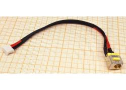 Разъем питания для ноутбука Acer 4310 с кабелем 13см