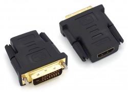 Переходник DVI-D (M) --> HDMI (F) V1.4