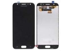 Дисплей для Samsung J330F/DS Galaxy J3 (2017) в сборе с тачскрином (черный), orig