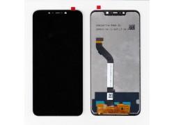Дисплей для Xiaomi Pocophone F1 в сборе с тачскрином (черный) NC