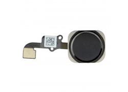 Контактная площадка кнопки Home для iPhone 6 (4.7), 6 plus (5.5) в сборе (черный) HQ