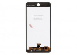 Дисплей для Alcatel OT 6044D Pop Up в сборе с тачскрином (черный)