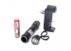 Лазер ручной OG-LDS22 (луч фиолетовый)
