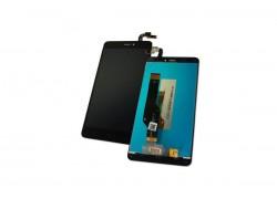 Дисплей для Xiaomi Redmi Note 4X в сборе с тачскрином (черный) (у телефона отсутствуют винты снизу)