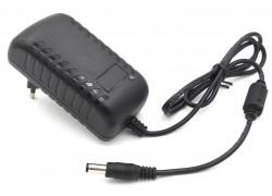 Зарядное устройство 12,0V, 3А, 5,5*2,5мм (LCD003) моноблок