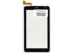 Тачскрин для планшета DP070515-F1 (черный) (876)