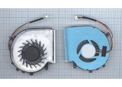 Вентилятор (кулер) для ноутбука MSI GE62VR CPU 4pin