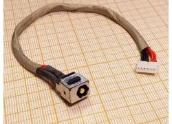 Разъем питания Lenovo Y560 (с кабелем)
