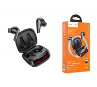 Беспроводные наушники ES43 Lucky sound TWS bluetooth earphone HOCO черная