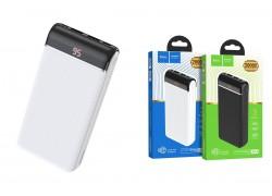 Универсальный дополнительный аккумулятор HOCO J55A Neoteric mobile power bank (20000mAh) белый