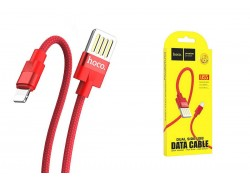 Кабель USB micro USB HOCO U55 Outstanding charging data cable for Micro (красный) 1 метр