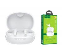 Беспроводные наушники ES54 GorgeousTWS wiereless headset HOCO белая