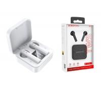 Беспроводные наушники BOROFONE BE40 Triumph TWS wireless earphonesl 3.5мм цвет белая