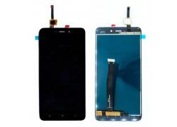 Дисплей для Xiaomi Redmi 4A в сборе с тачскрином (черный) NC