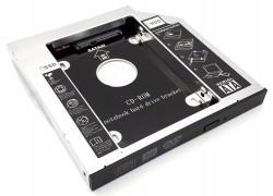Адаптер для жесткого диска 2.5'' в DVD-ROM (12мм)