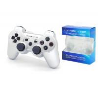 Геймпад для Sony PlayStation 3 Орбита OT-PCG02 (Серебро, Bluetooth)