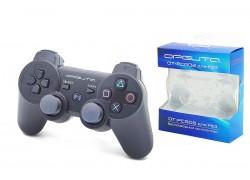 Геймпад беспроводной для Sony PlayStation 3 Орбита OT-PCG02 (Черный, Bluetooth)