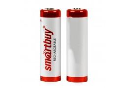 Аккумулятор NiMh Smartbuy AA/2BL 1000 mAh цена за 2 шт (24/240) (SBBR-2A02BL1000)