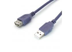 Орбита OT-PCC09 кабель USB (штекер-гнездо) 2м