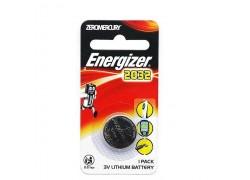 Батарейка литиевая Energizer Lithium CR2032 BL1 цена за 1 шт