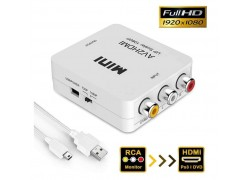 Конвертер RCA --> HDMI