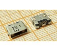 microUSB 2.0 разъем для планшетов Jack115 (5pin)