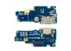 Плата(шлейф) ASUS ZenFone Go ZB551KL с разъемом зарядки + микрофон