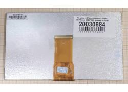 Матрица 7,0'' для планшета 50pin 164*97мм 1024*600 длиный шлейф