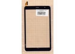Тачскрин для планшета XC-PG0800-138-FPC-A0 (черный) (220)