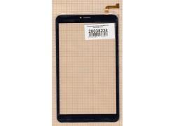 Тачскрин для планшета PX080133A501 (черный) (224)