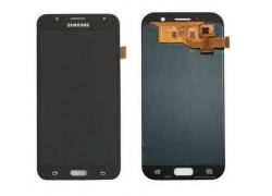 Дисплей для Samsung A520F Galaxy A5 (2017) в сборе с тачскрином (черный), OLED (Диагональ отличается от оригинала)